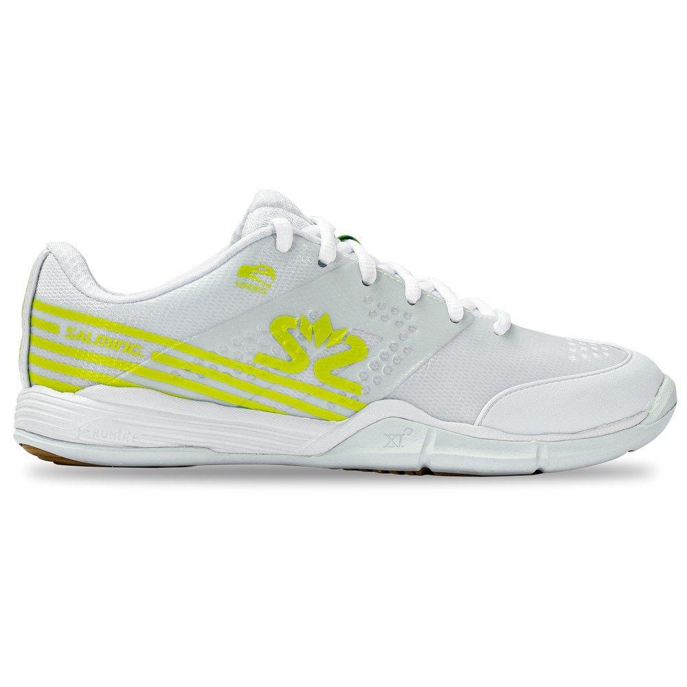 Salming Chaussures Viper 5 EU 36 White / Fluo Green
