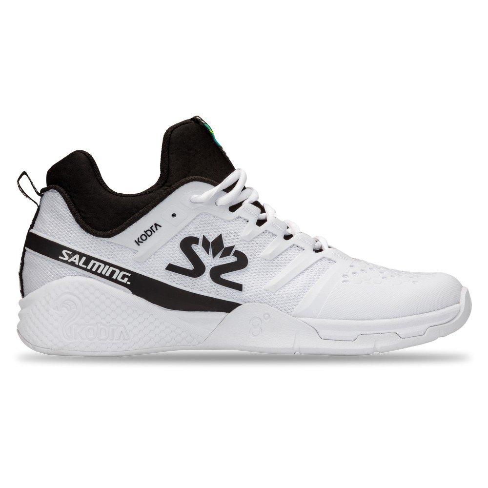 Salming Chaussures Kobra Mid 3 EU 42 White / Black