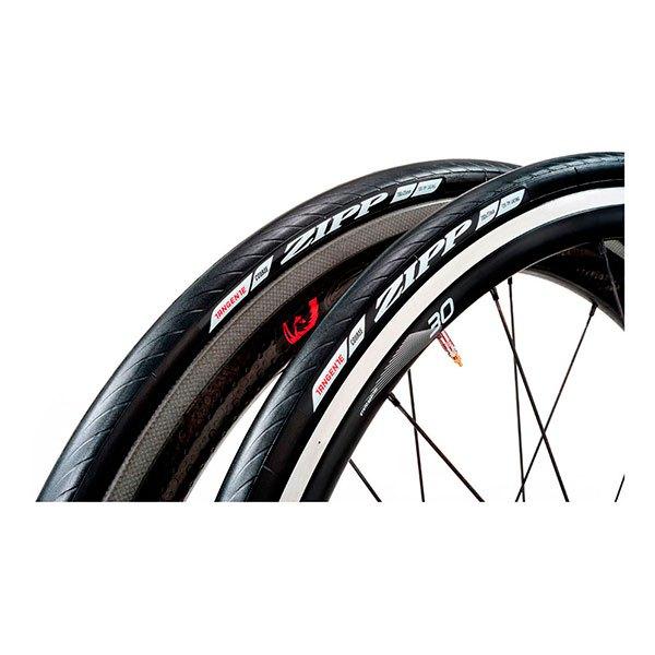 Zipp Copertone Tangente Course G40 Prb 700 Tubeless Pieghevole 700 x 40C Black