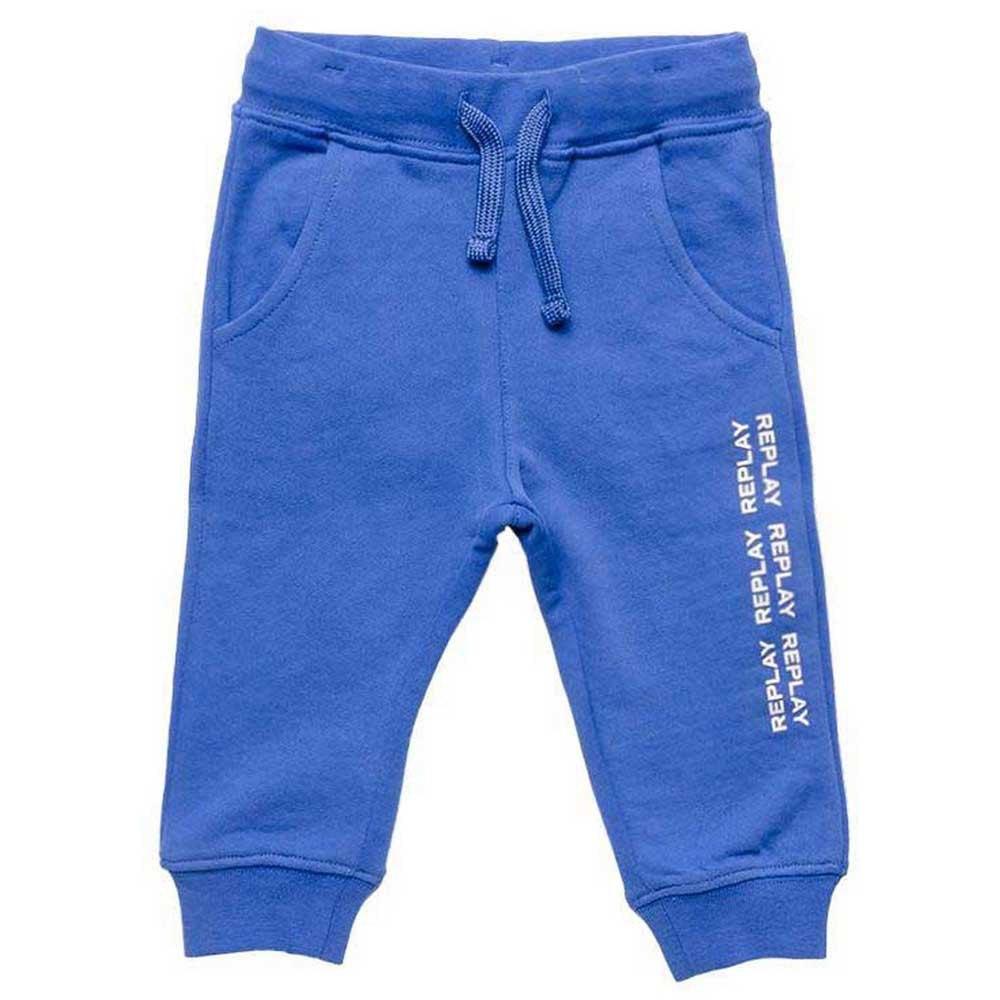Replay Pb9380.053 Pants 3 Years Electric Blue