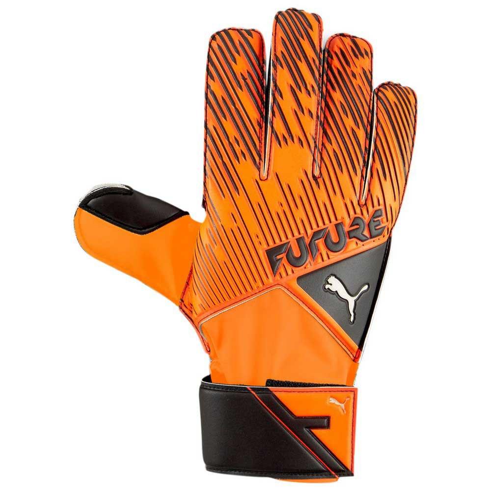 Puma Gants Gardien Future Grip 5.4 Rc 4 Shocking Orange / Puma Black / Puma White