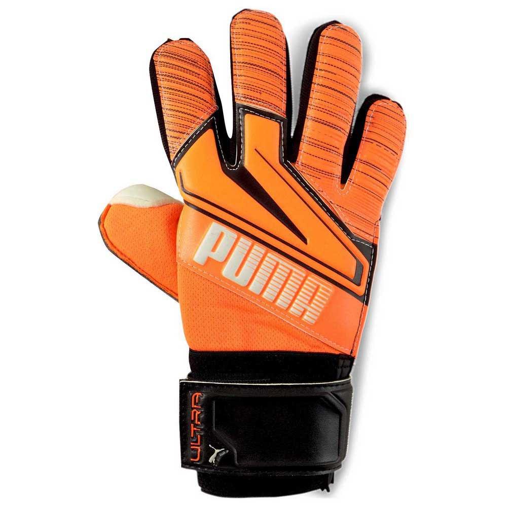 Puma Gants Gardien Ultra Grip 1 Rc 4 Shocking Orange / Puma White / Puma Black