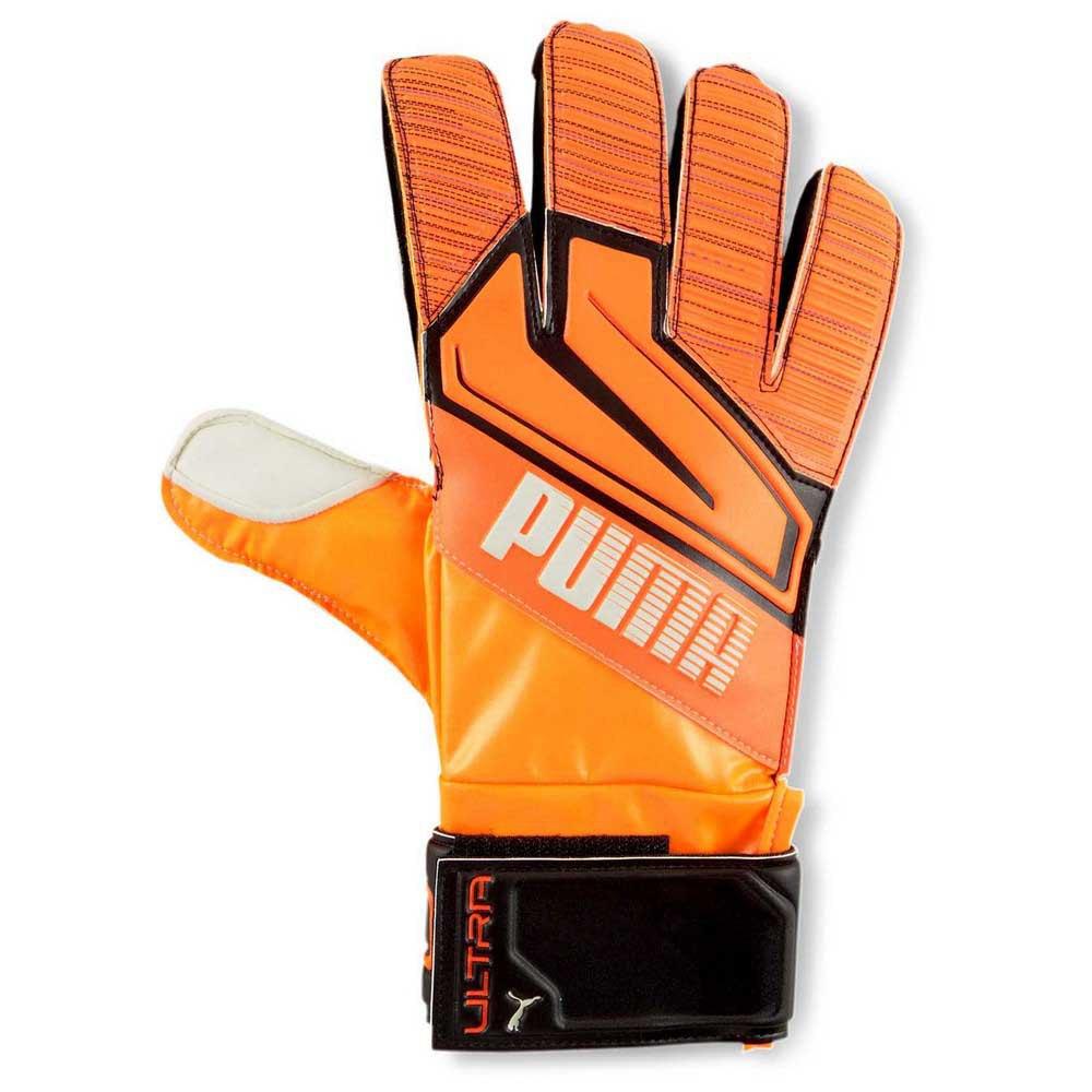 Puma Gants Gardien Ultra Grip 3 Rc 4 Shocking Orange / Puma White / Puma Black