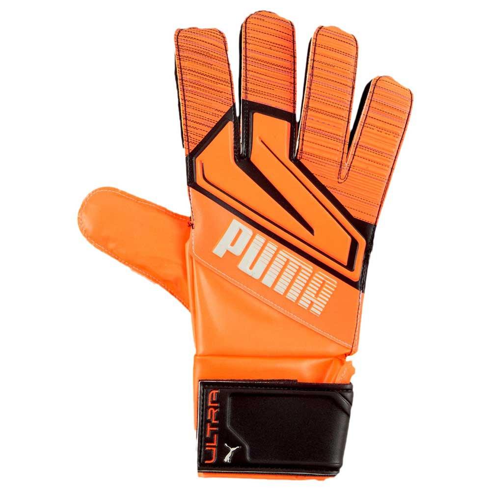 Puma Gants Gardien Ultra Grip 4 Rc 4 Shocking Orange / Puma White / Puma Black