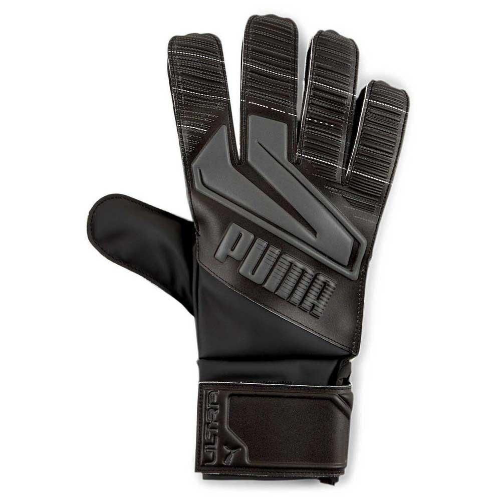Puma Gants Gardien Ultra Grip 4 Rc 4 Puma Black / Asphalt