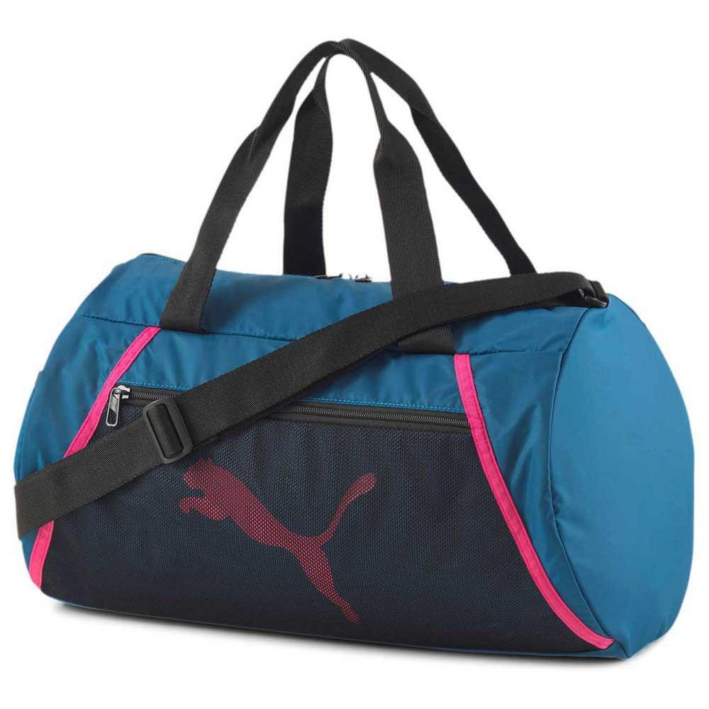 Puma At Essentials Barrel One Size Digi / Blue / Puma Black / Luminous Pink