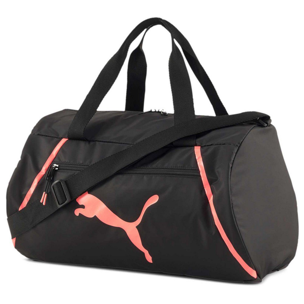 Puma At Essentials Barrel Pearl One Size Puma Black / Nrgy Peach