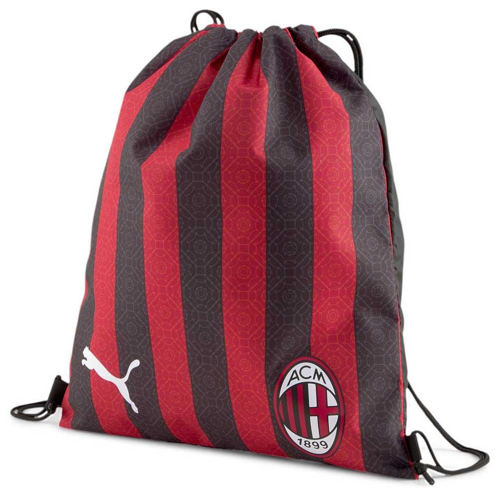 Puma Sac À Cordon Ac Milan Pro Training Ii One Size Puma Black / Tango Red