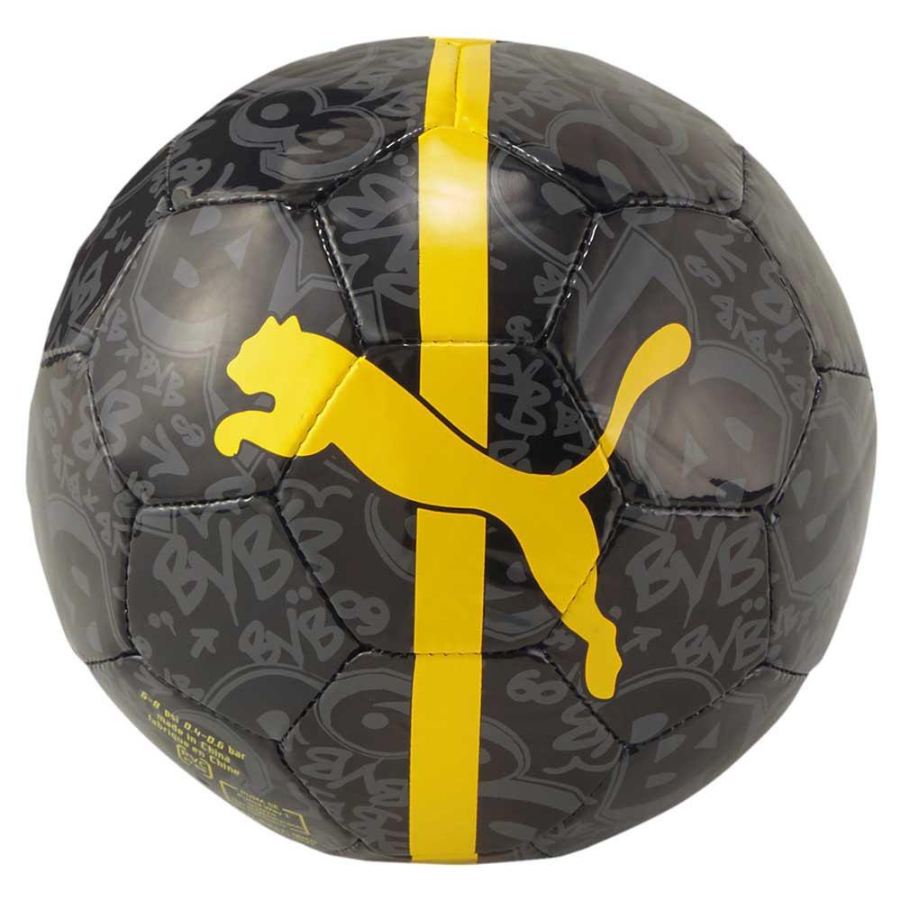 Puma Borussia Dortmund Fan Mini Mini Puma Black / Cyber Yellow