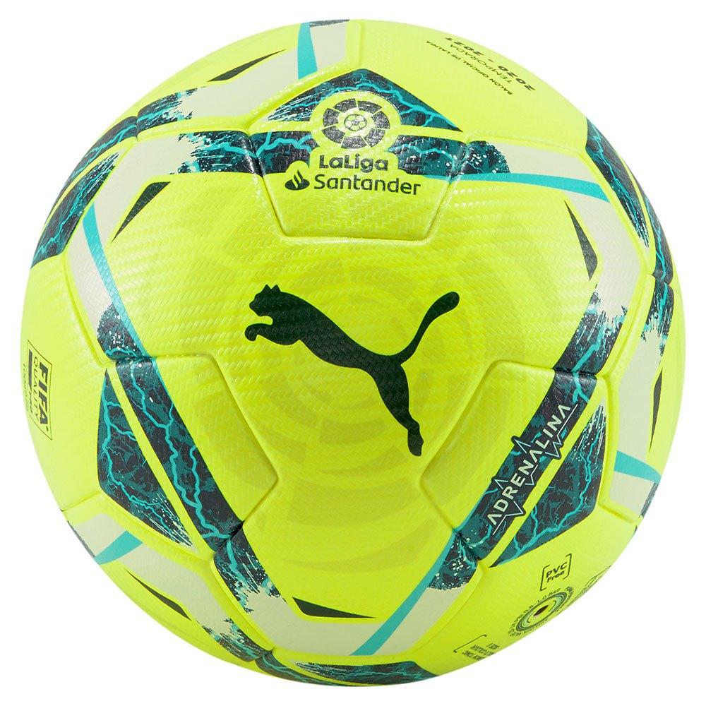 Puma Ballon Football Laliga 1 Adrenaline Wp 20/21 5 Lemon Tonic / Multi Colour