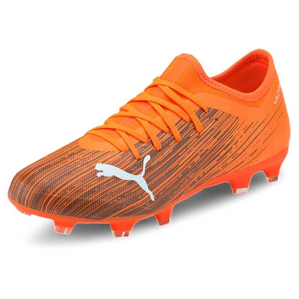 Puma Ultra 3.1 Fg/ag Football Boots EU 40 Shocking Orange / Puma Black
