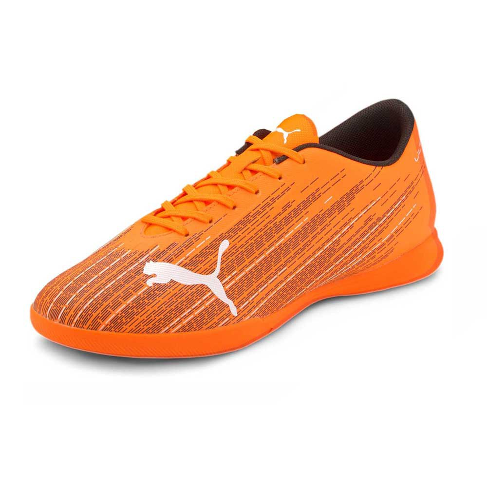 Puma Chaussures Football Salle Ultra 4.1 It EU 40 1/2 Shocking Orange / Puma Black
