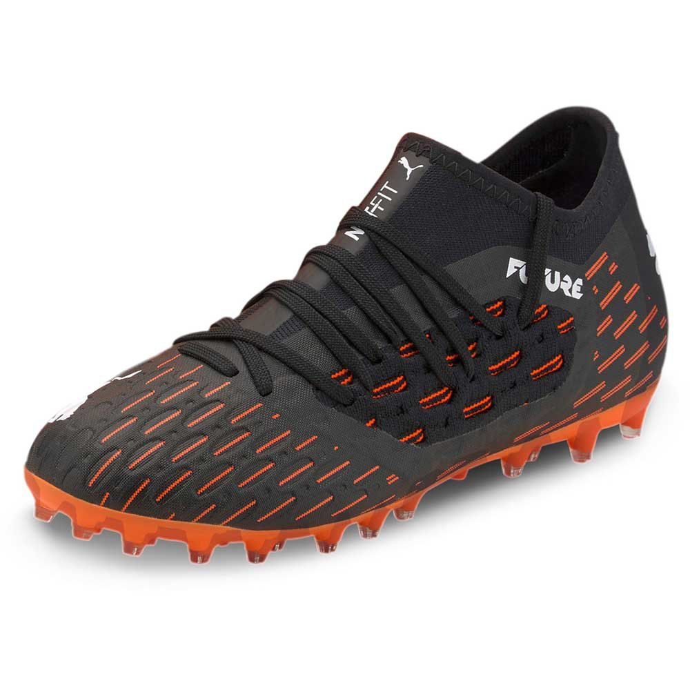 Puma Future 6.3 Netfit Mg EU 36 Puma Black / Puma White / Shocking Orange
