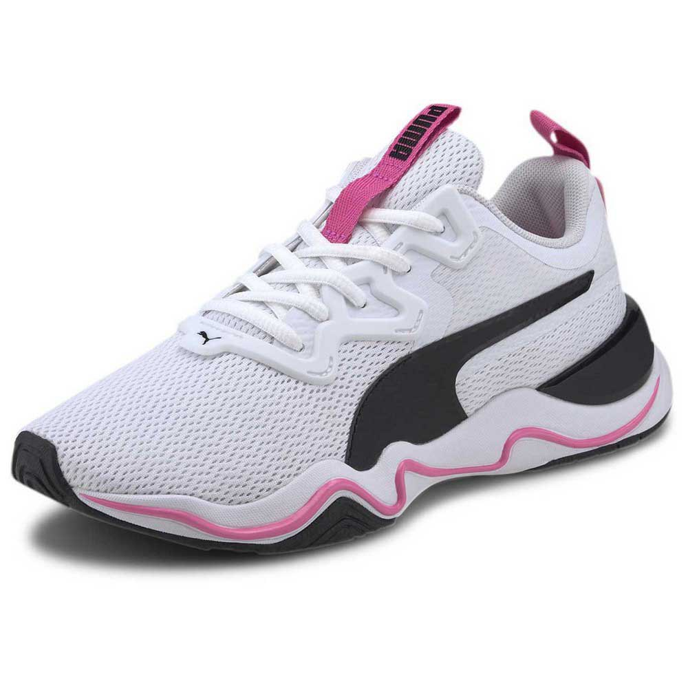 Puma Zone Xt EU 36 Puma White / Puma Black / Luminous Pink