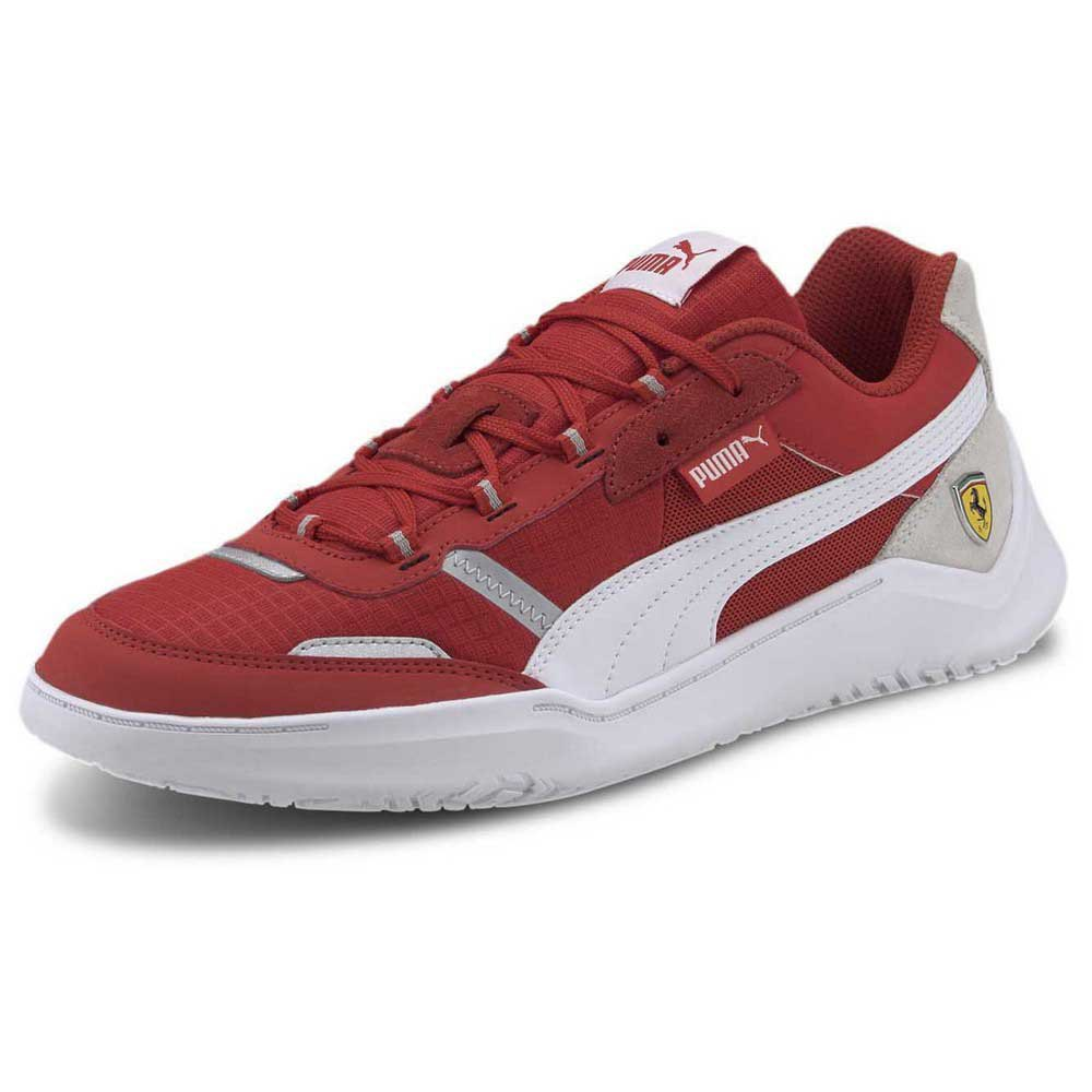 Puma Ferrari Race Dc Future EU 41 Rosso Corsa / Puma White / Puma White