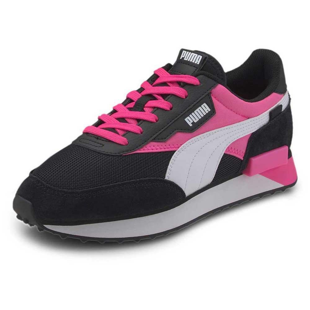 Puma Select Future Rider Neon Play EU 36 Puma Black / Luminous Pink