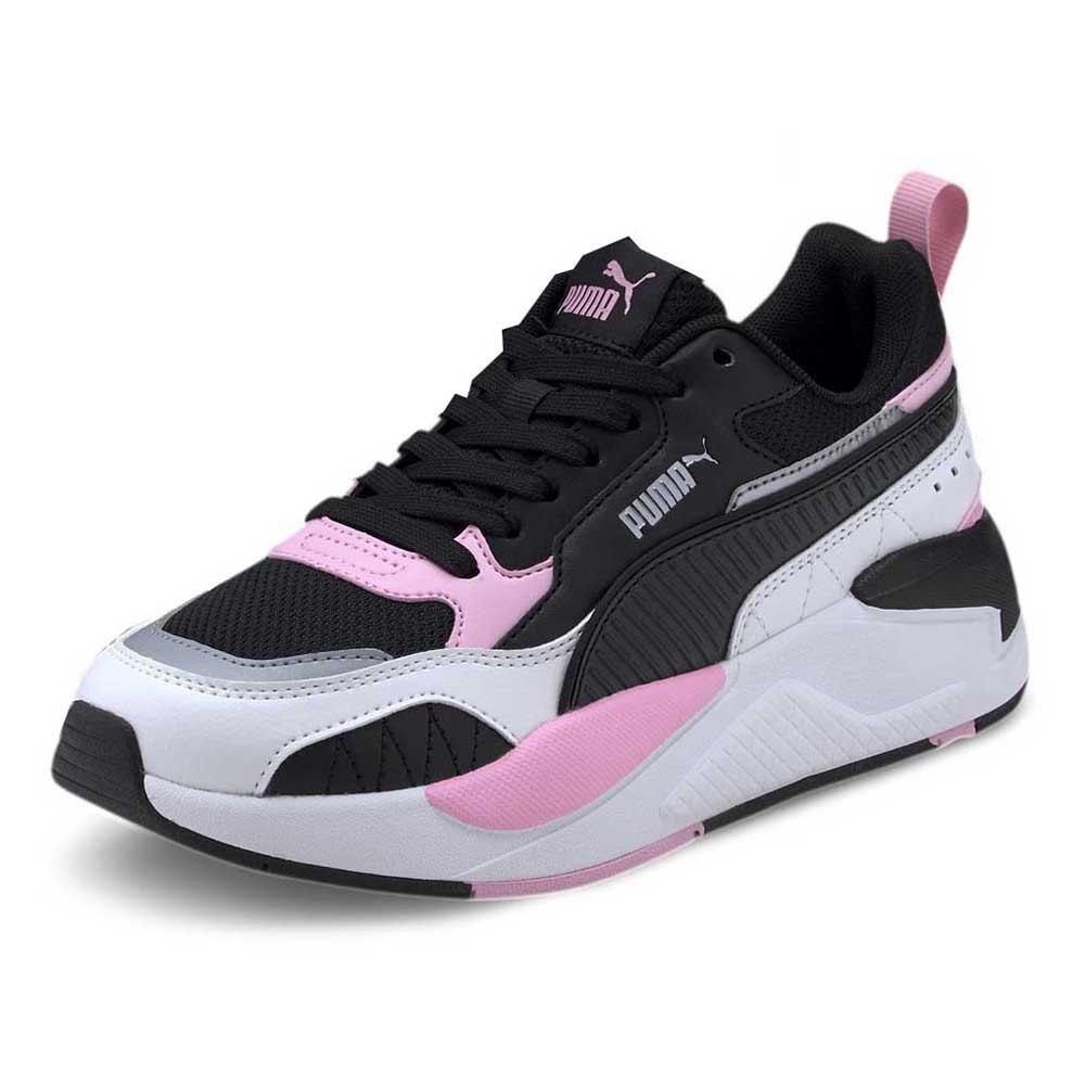 Puma X-ray 2 Square EU 38 Puma Black / Puma Black / Pale Pink / Puma Silver