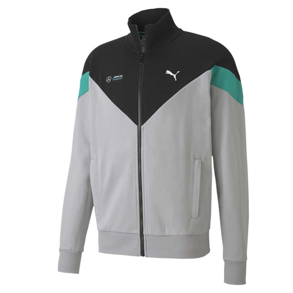 Puma Mapm Mcs Sweat Jacket XL Mercedes Team Silver