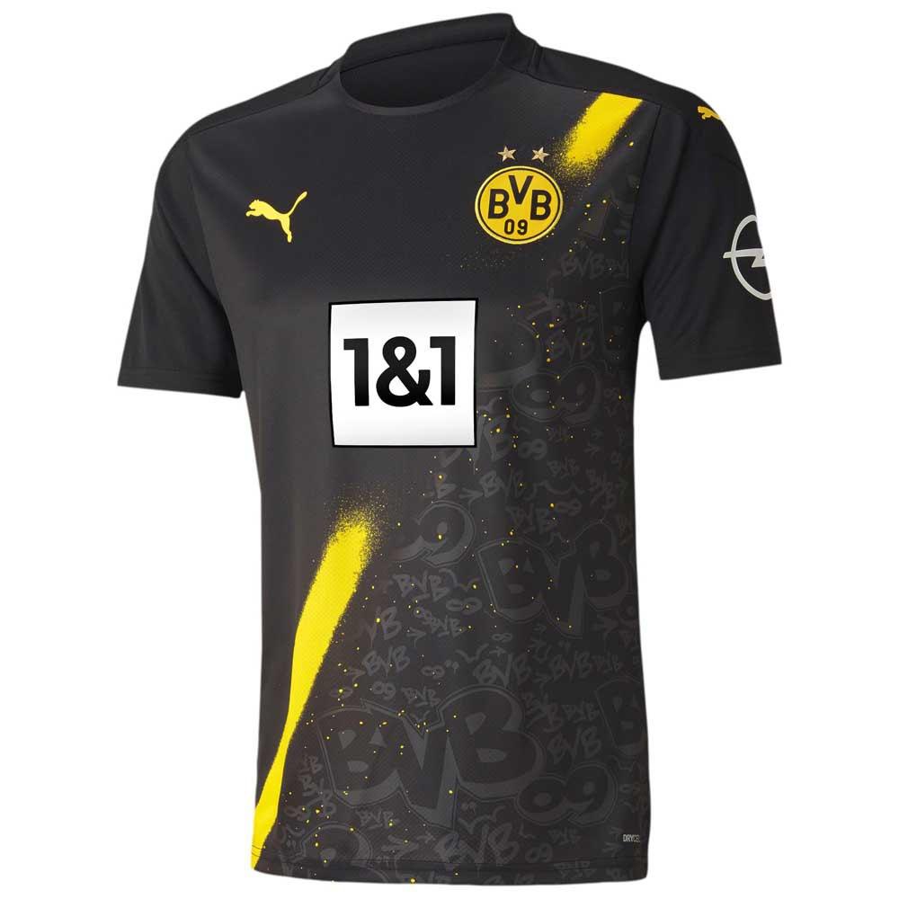 Puma Borussia Dortmund Away 20/21 S Puma Black