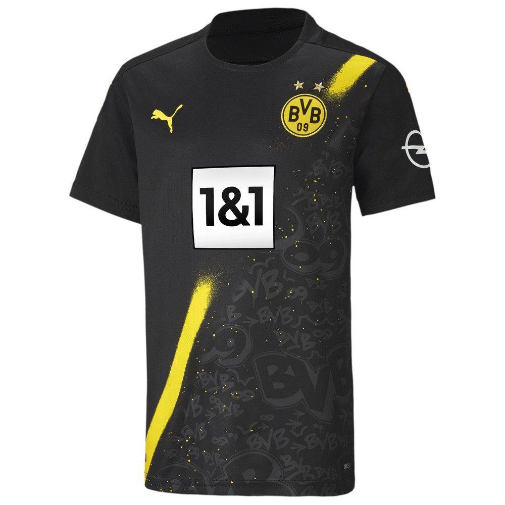 Puma Borussia Dortmund Home 20/21 Junior 152 cm Puma Black