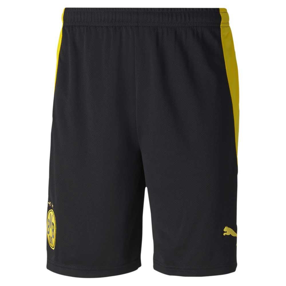 Puma Borussia Dortmund Replica 20/21 S Puma Black / Cyber Yellow
