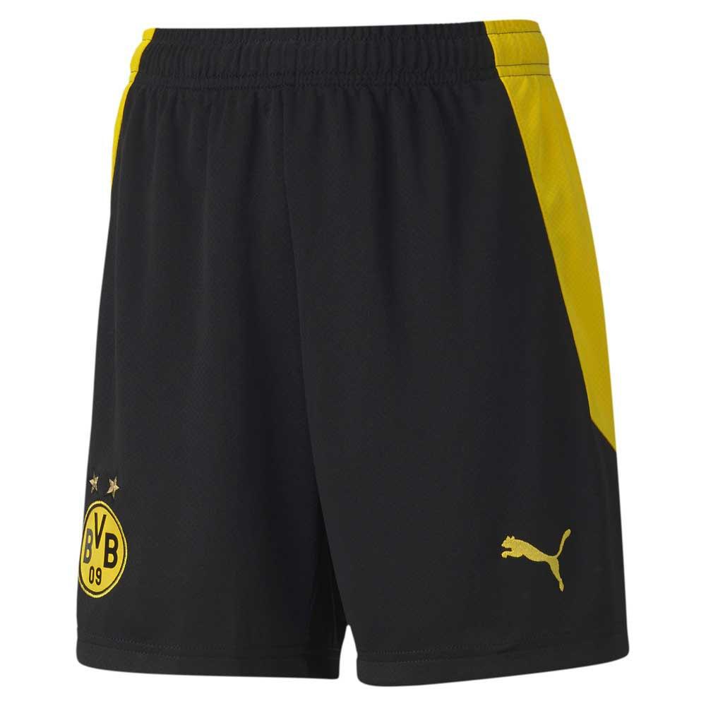 Puma Borussia Dortmund 20/21 Junior 140 cm Puma Black / Cyber Yellow