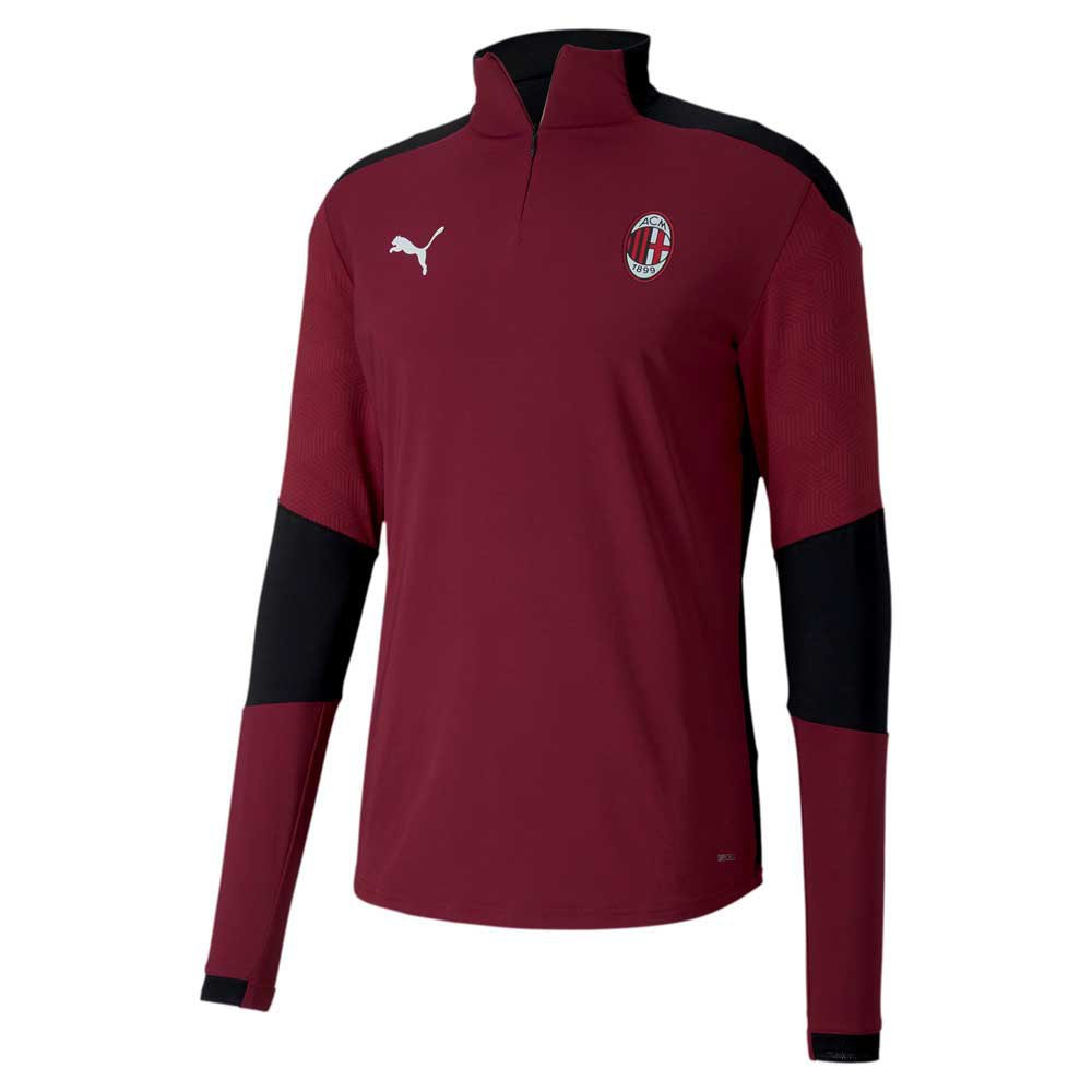 Puma Ac Milan Training 20/21 XL Cordovan / Puma Black