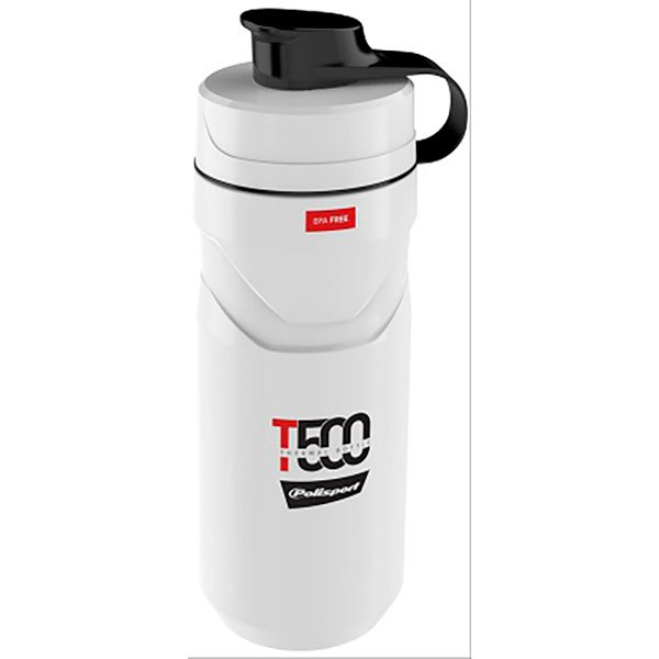Polisport Thermal T500 500ml One Size White / Red