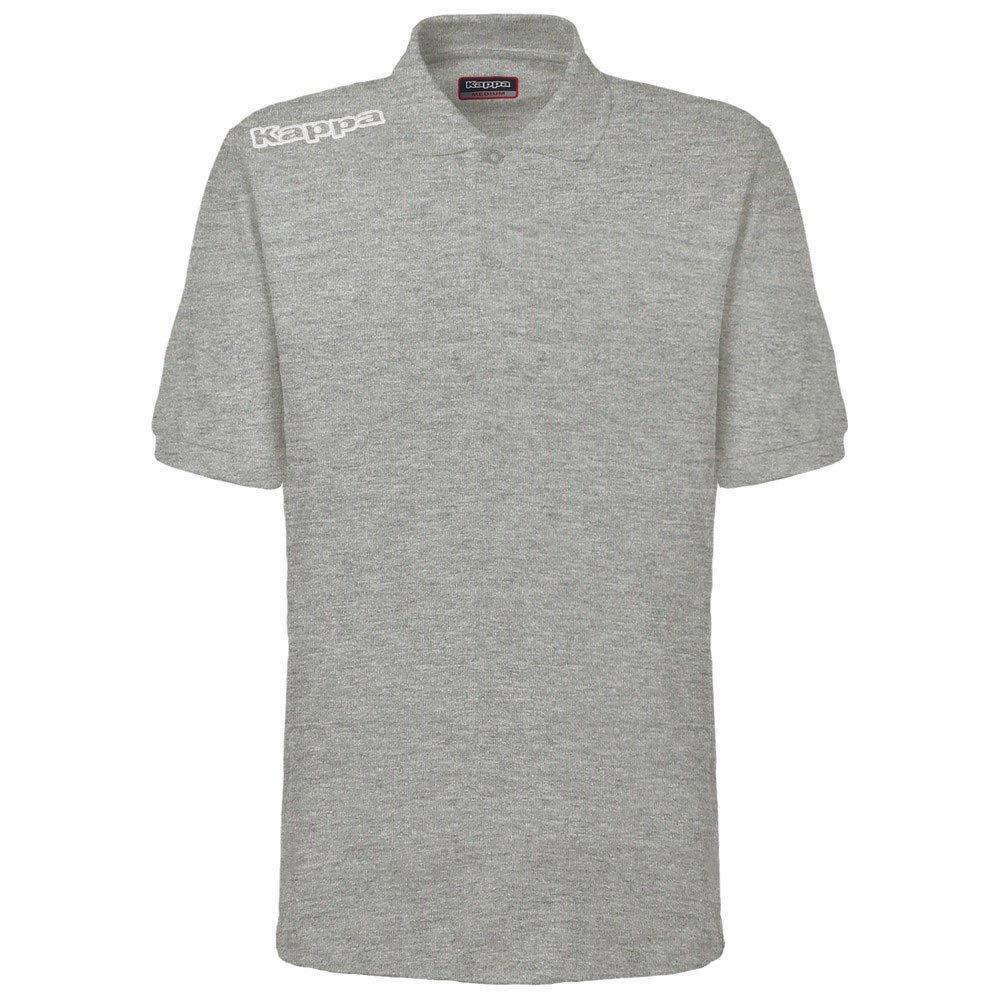 Kappa Golf Mss XXL Md Grey Mel