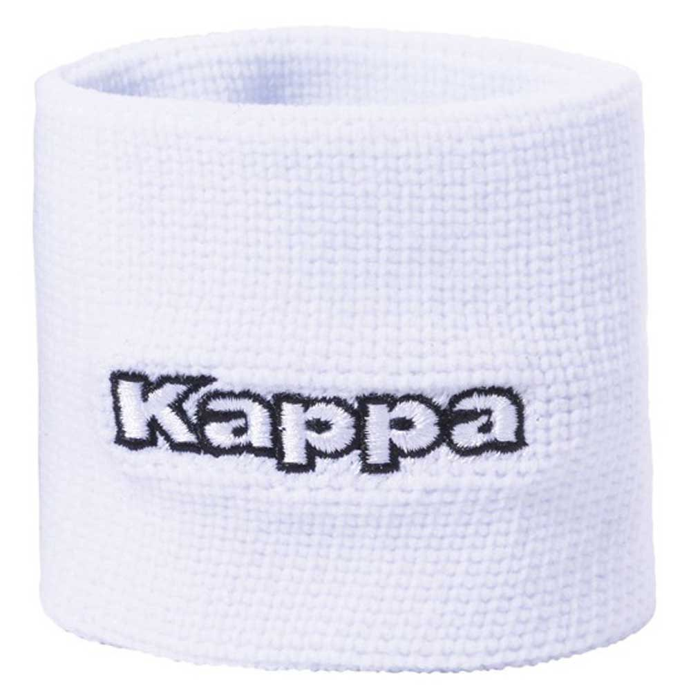 Kappa Gaeta 3 Pairs One Size White