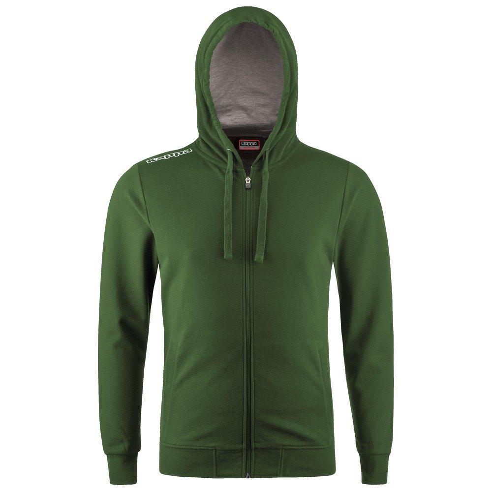 Kappa Sweat À fermeture Wescor 12 Years Green Oasis