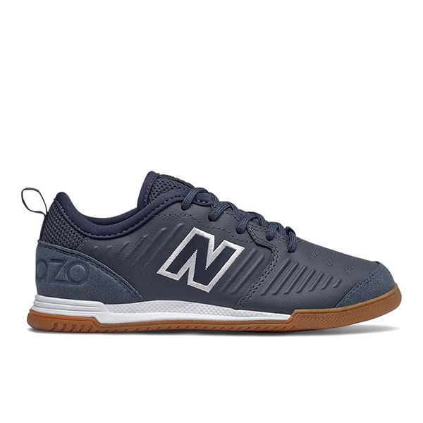 New Balance Chaussures Football Salle Audazo V5 Command In EU 34 1/2 Natural Indigo