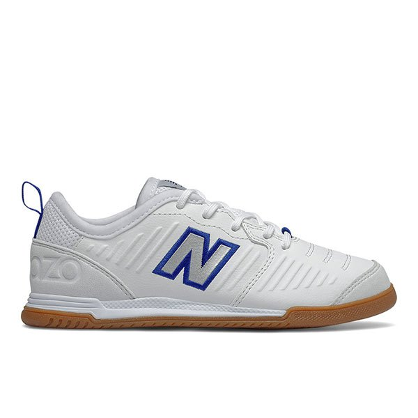 New Balance Chaussures Football Salle Audazo V5 Command In EU 34 1/2 White