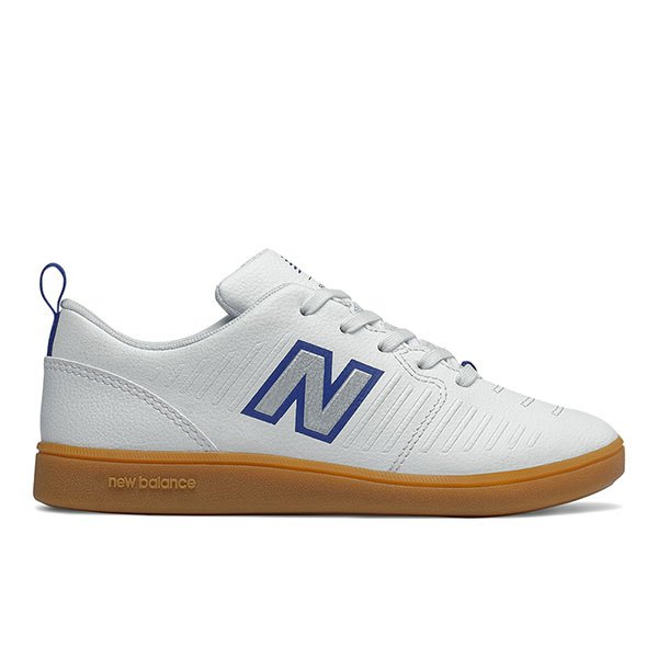 New Balance Chaussures Football Salle Audazo V5 Control In EU 34 1/2 White