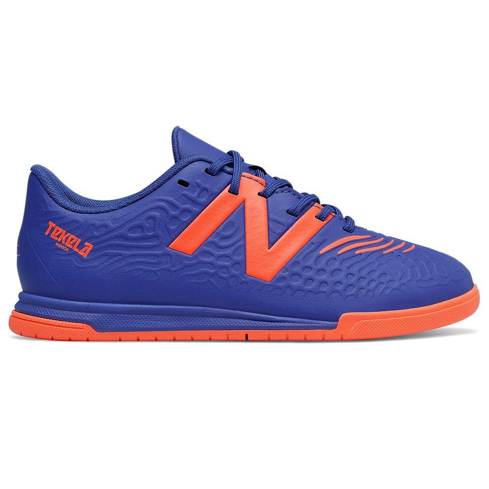 New Balance Chaussures Football Salle Tekela V3 Magique In EU 34 1/2 Cobalt