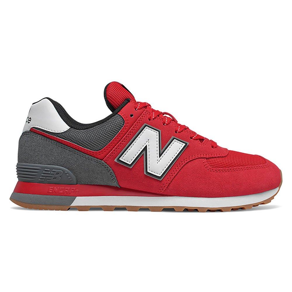 New Balance 574 V2 EU 46 1/2 Red