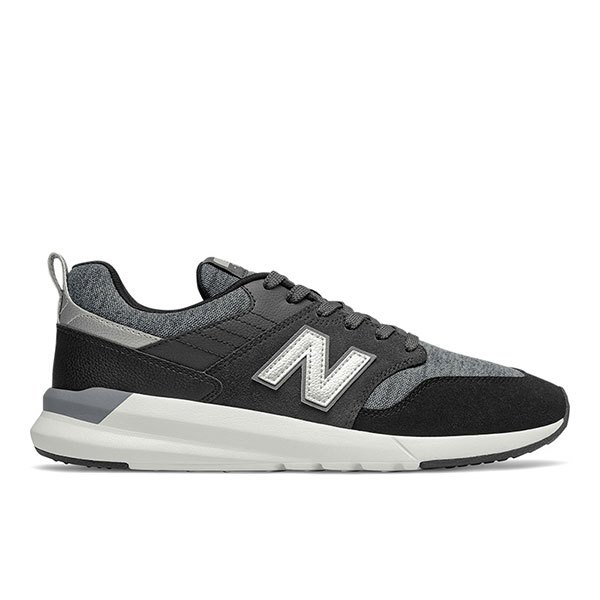 New Balance 009 V1 EU 44 1/2 Black