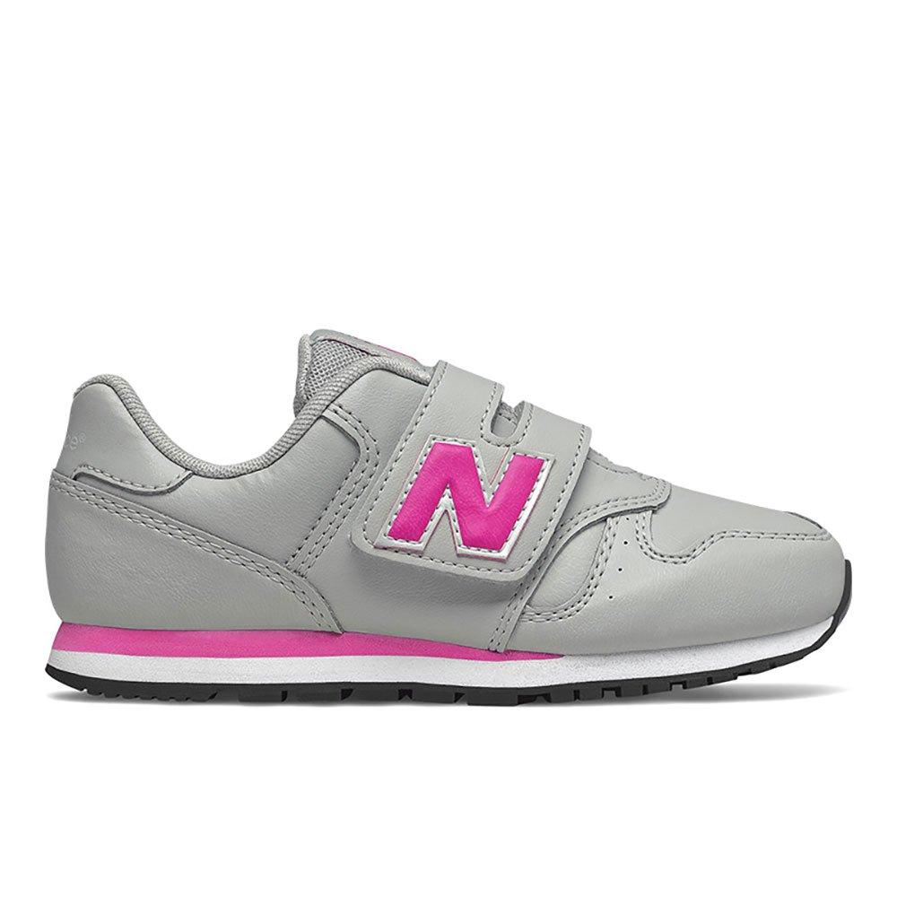 New Balance 373 EU 33 Grey / Pink