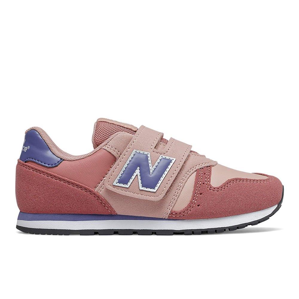 New Balance 373 EU 33 Pink / Grey