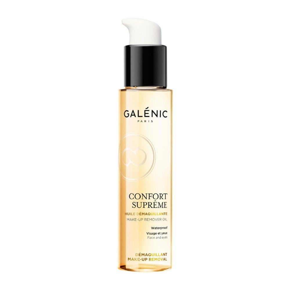Galenic Confort Supreme Make Up Remover Oil 100ml One Size