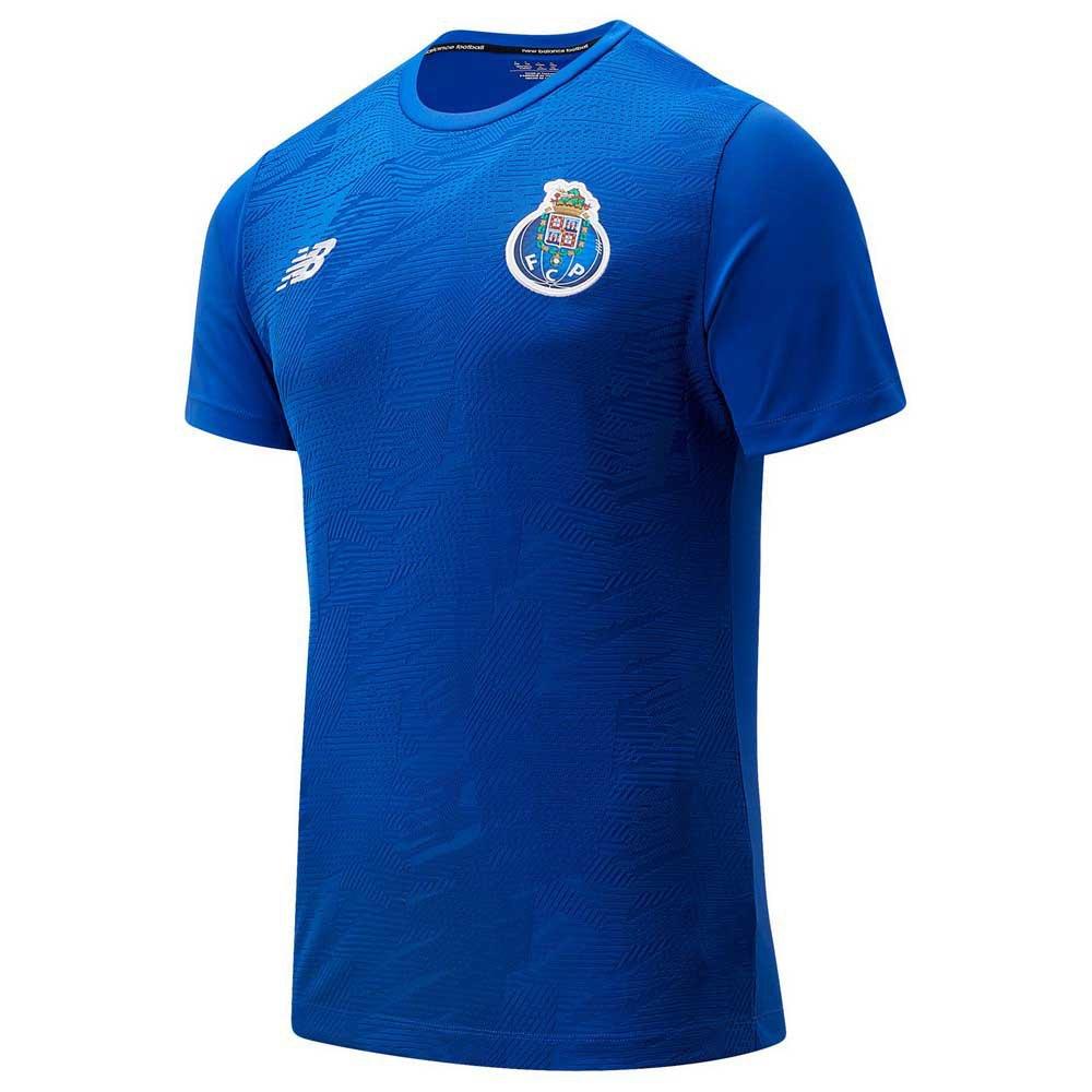 New Balance T-shirt Fc Porto Avant Match 20/21 Junior L Surf The Web