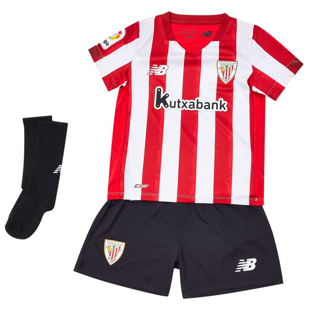 New Balance Athletic Club Bilbao Home Infant Kit 20/21 1-2 Years Hme