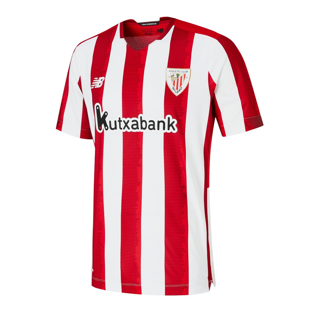 New Balance Athletic Club Bilbao Home 20/21 Junior M Hme