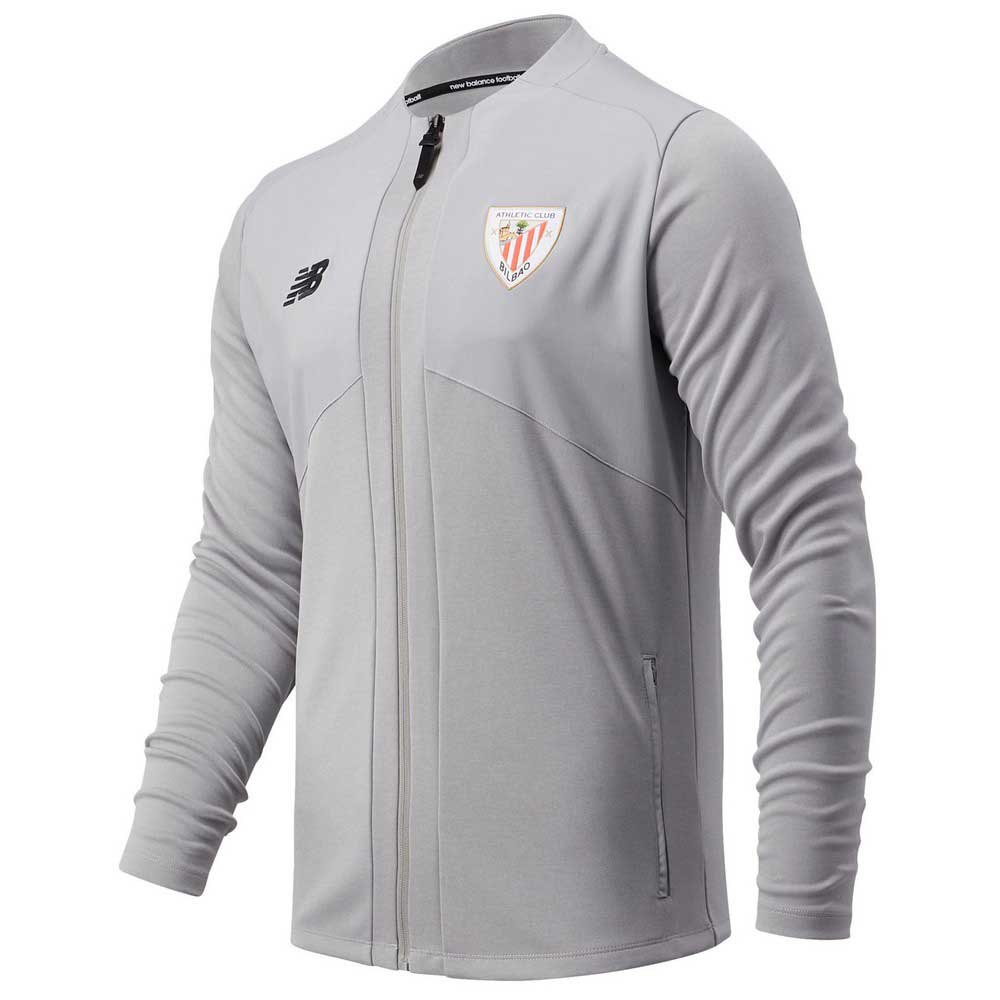 New Balance Sweat-shirt Athletic Club Bilbao Avant Match 20/21 XXL Grey Marl