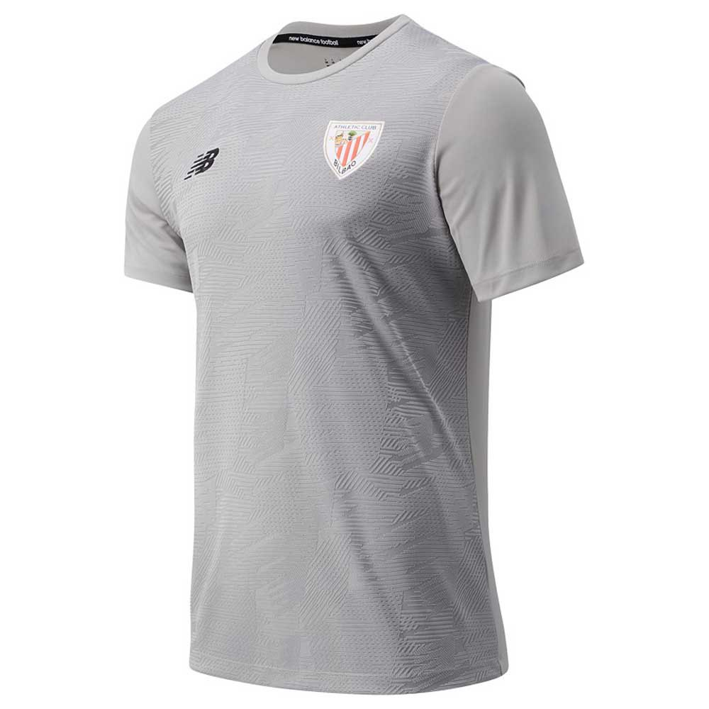 New Balance T-shirt Athletic Club Bilbao Avant Match 20/21 L Alloy