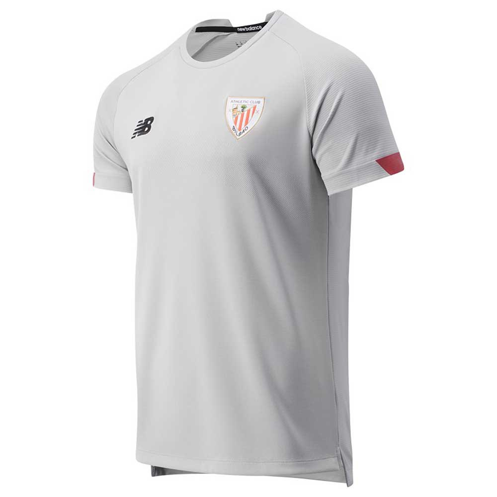 New Balance T-shirt Athletic Club Bilbao On-pitch 20/21 L Rain Cloud