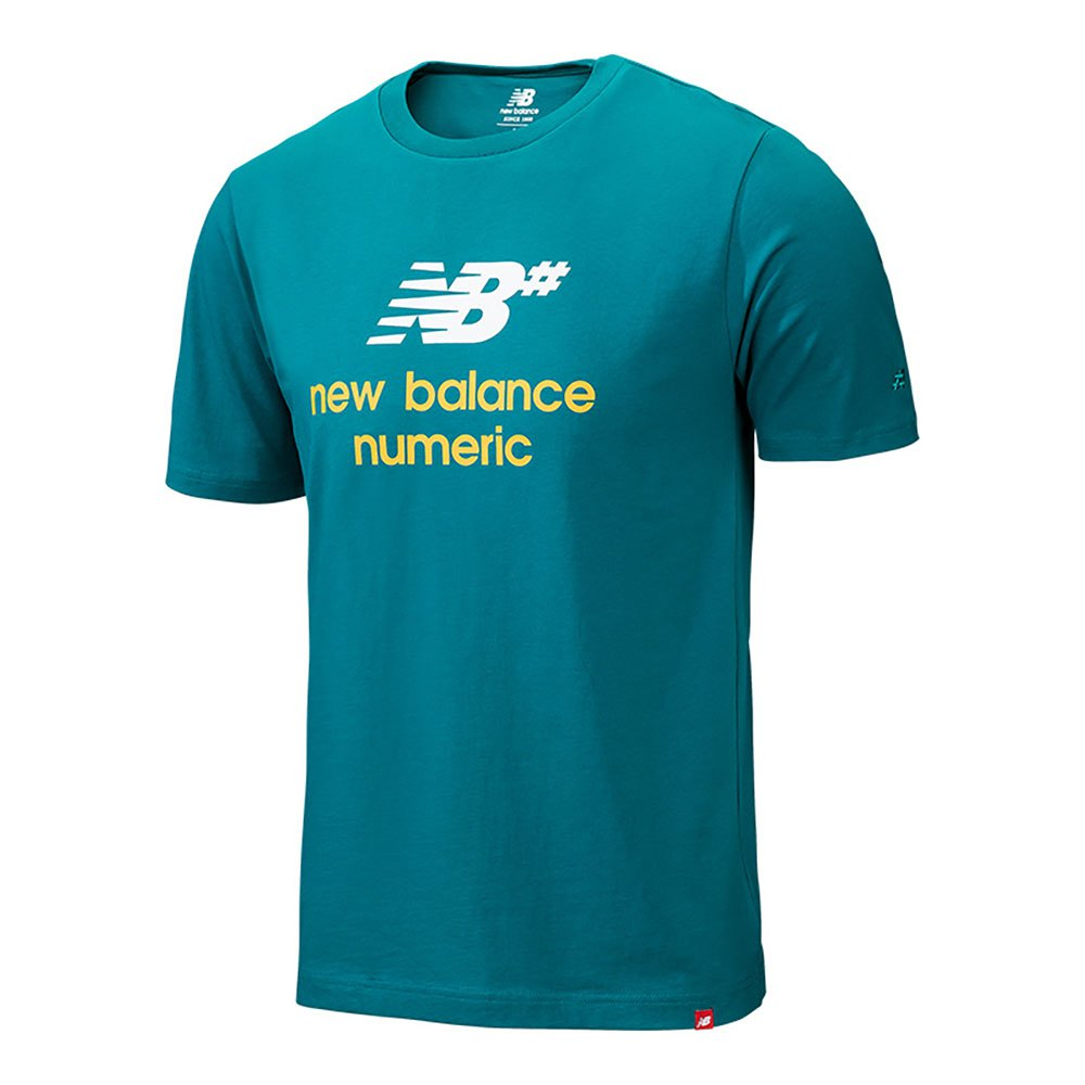 New Balance Logo Stacked L Team Teal