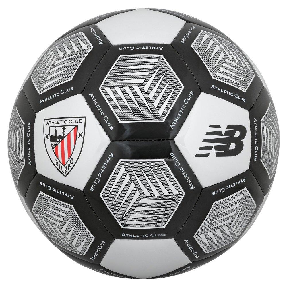 New Balance Ballon Football Athletic Club Bilbao Iridiscente 5 Red