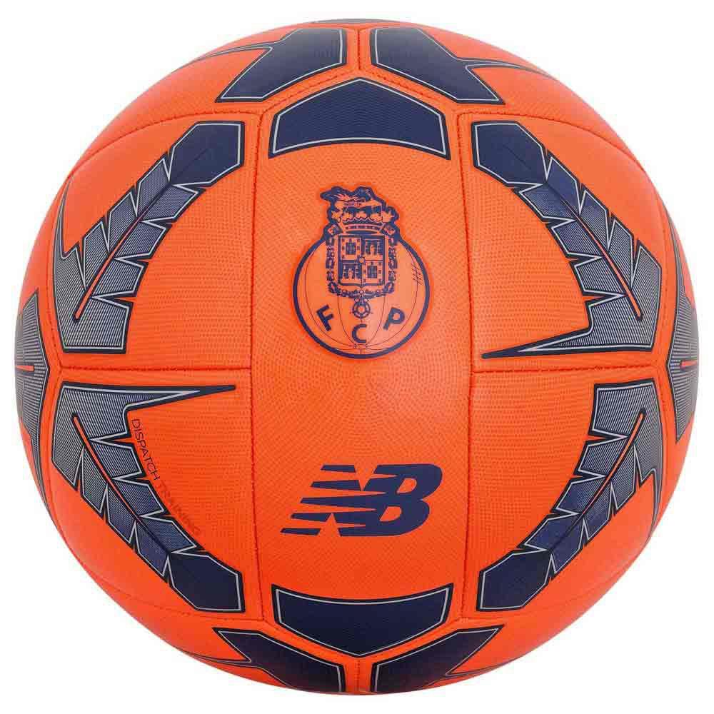 New Balance Ballon Football Fc Porto Dispatch Training 5 Orange