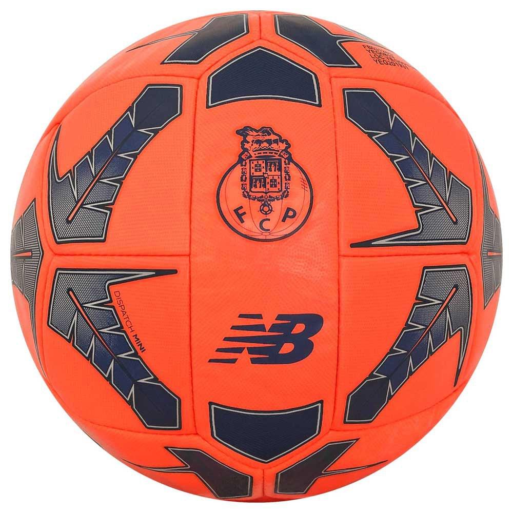 New Balance Ballon Football Fc Porto Dispatch Mini Training 1 Orange